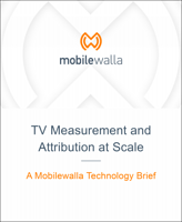TV Measurement and Attribution Cover