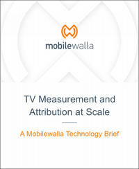 TV Measurement and Attribution