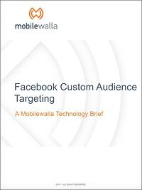 Facebook Custom Audience Targeting