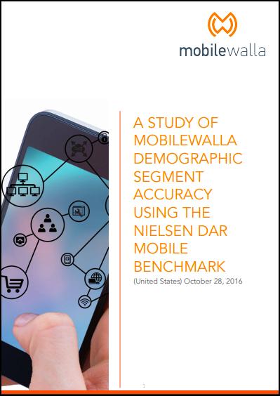 Mobilewalla Demographic Segment Accuracy