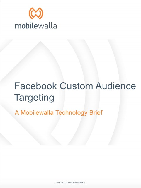 facebook custom audience targeting cover with border