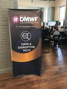 DMWF Data and Disruptive Tech