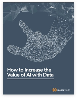 How to Increase the Value of AI with Data